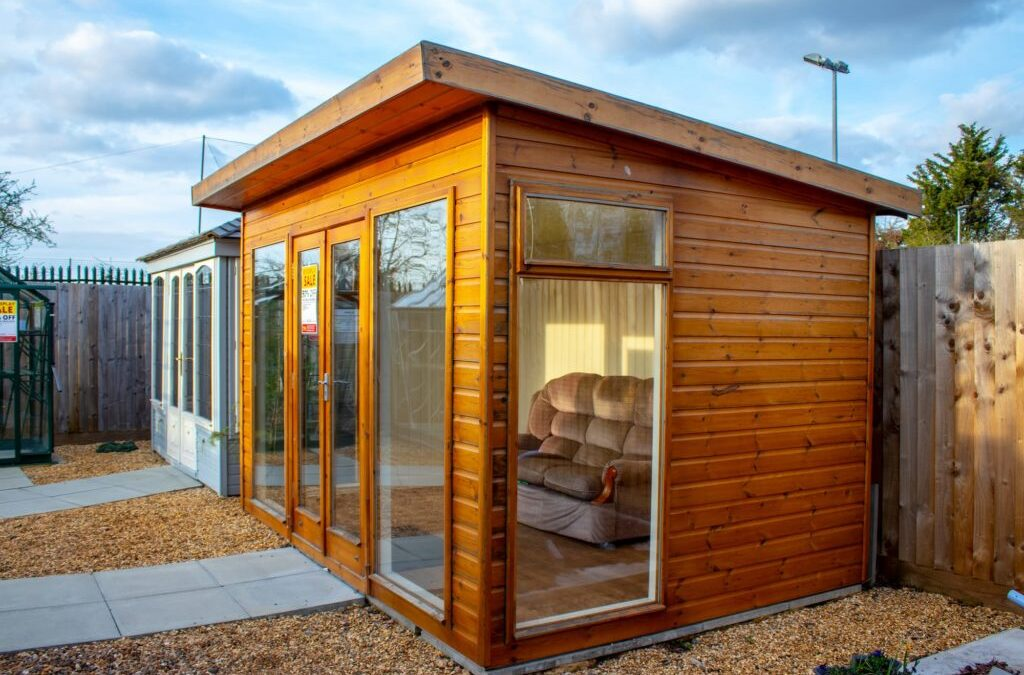 Garden rooms – what you need to know